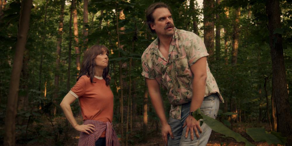 Stranger Things 3 Winona Ryder David Harbour