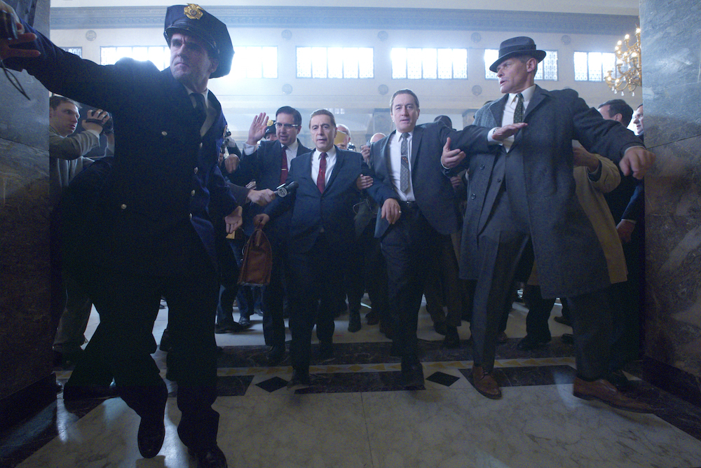 Martin Scorsese's 'The Irishman' to Open 2019 New York Film Festival