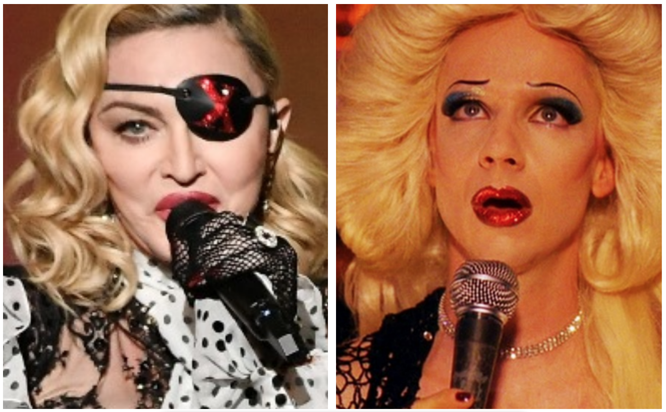 John Cameron Mitchell on Madonna's 'Desperation' and Hollywood's 'Lazy' Feminism