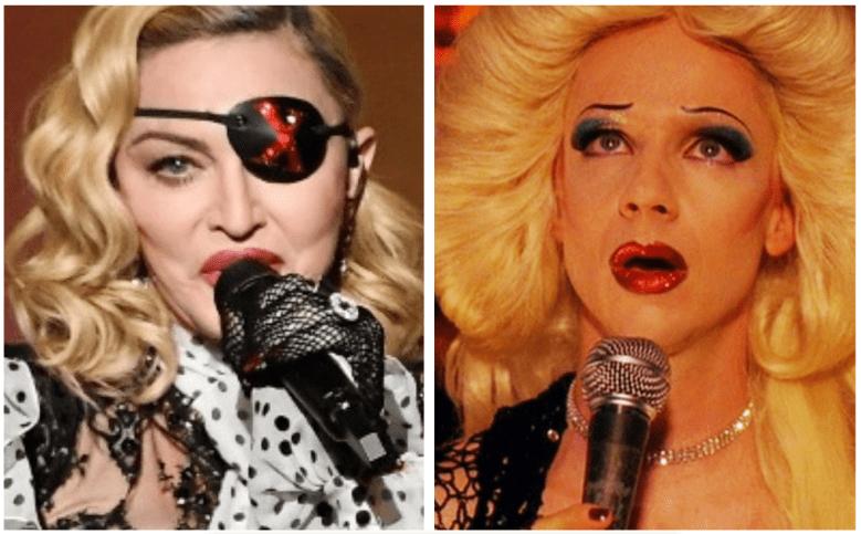 Madonna John Cameron Mitchell hedwig