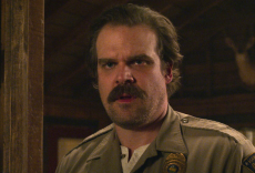 David Harbour: Hopper's 'Stranger Things 4' Resurrection Is Like Gandalf in 'Lord of the Rings'