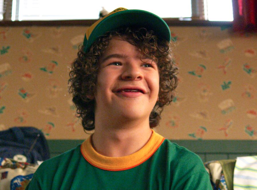 Dustin Stranger Things