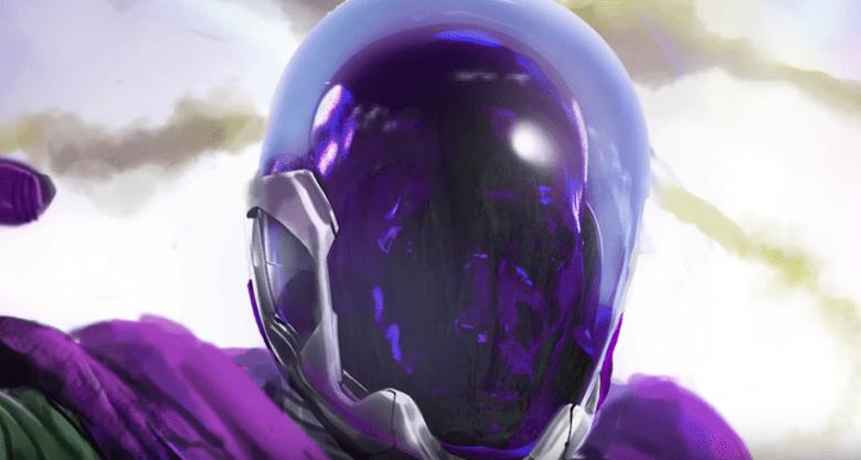 Mysterio Concept Art