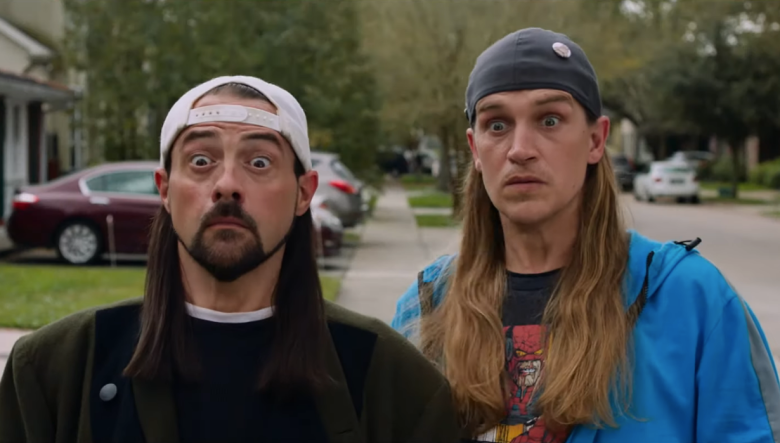 """Jay and Silent Bob Reboot"""