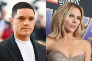 Trevor Noah Explains What Scarlett Johansson Isn't Understanding About Representation
