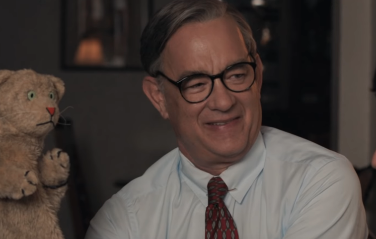 A Beautiful Day In The Neighborhood Trailer Tom Hanks As Mr Rogers Indiewire