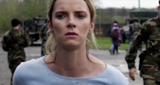 "Betty Gilpin in ""The Hunt"""