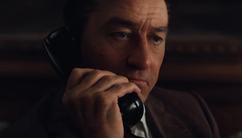 'The Irishman' First Trailer: Martin Scorsese Unites De Niro, Pacino, and Pesci in Gangster Epic