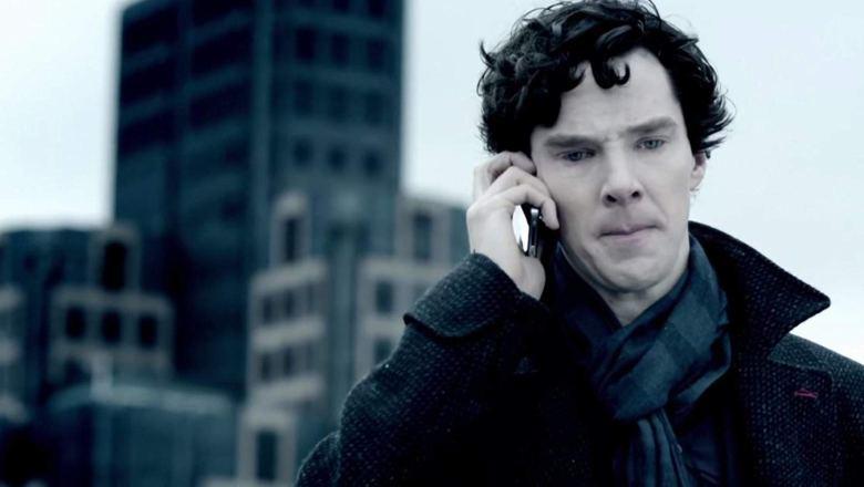 "Benedict Cumberbatch, ""Sherlock"""