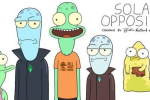 'Solar Opposites': Aliens Land in the Suburbs in Justin Roiland's New Animated Hulu Show
