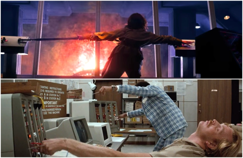 """""""Stranger Things"""" and """"Superman III"""""""