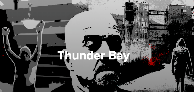 """Thunder Bay"" podcast"
