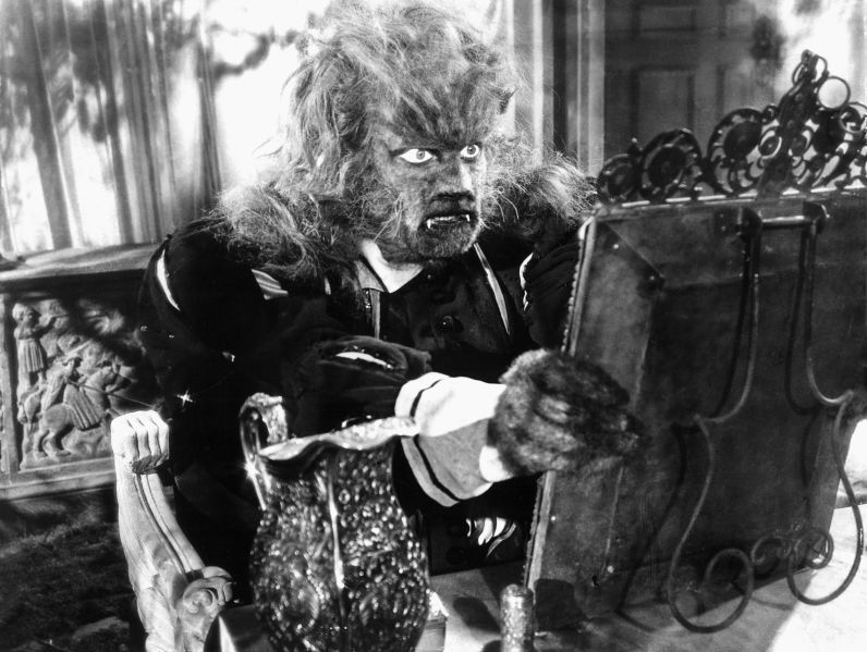 No Merchandising. Editorial Use Only. No Book Cover UsageMandatory Credit: Photo by Glasshouse Images/Shutterstock (4597647a)Jean Marais on-set of the Film, Beauty and the Beast (aka La Belle et la Bete), 1946VARIOUS