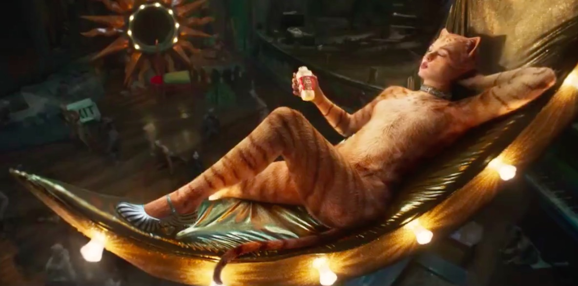 'Cats' First Trailer: Tom Hooper's Star-Studded, Fur-Covered, Cat-Sized Musical