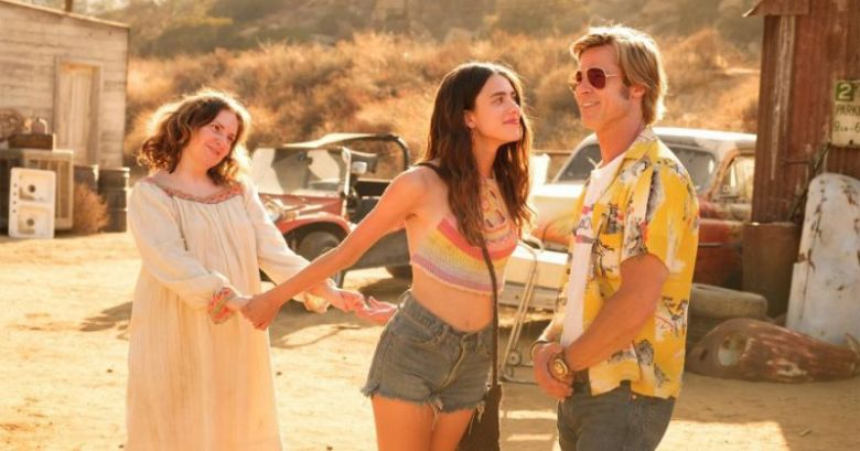 Image result for once upon a time in hollywood ending