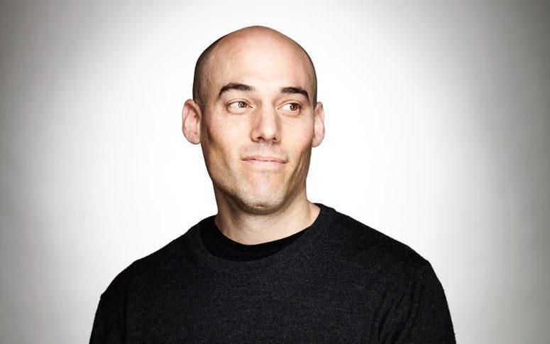 Joshua Oppenheimer, as shot by Daniel Bergeron