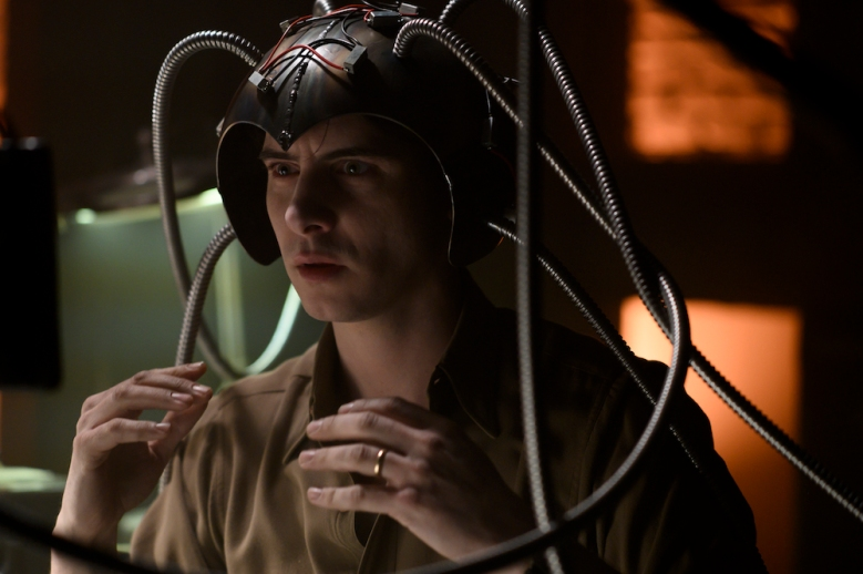 "LEGION Season 3 -- ""Chapter 22"" - Season 3, Episode 3 (Airs Mon, July 8, 10:00 pm/ep) -- Pictured: Harry Lloyd as Charles. CR: Suzanne Tenner/FX"