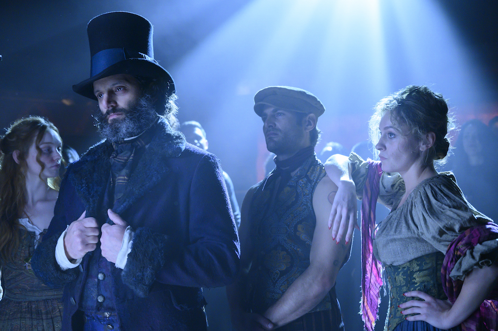 "LEGION -- ""Chapter 25"" - Season 3, Episode 6 (Airs Mon, July 29, 10:00 pm/ep) -- Pictured: Jason Mantzoukas as The Wolf. CR: Suzanne Tenner/FX"
