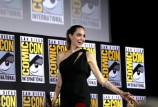 Angelina JolieMarvel Studios panel, Comic-Con International, San Diego, USA - 20 Jul 2019