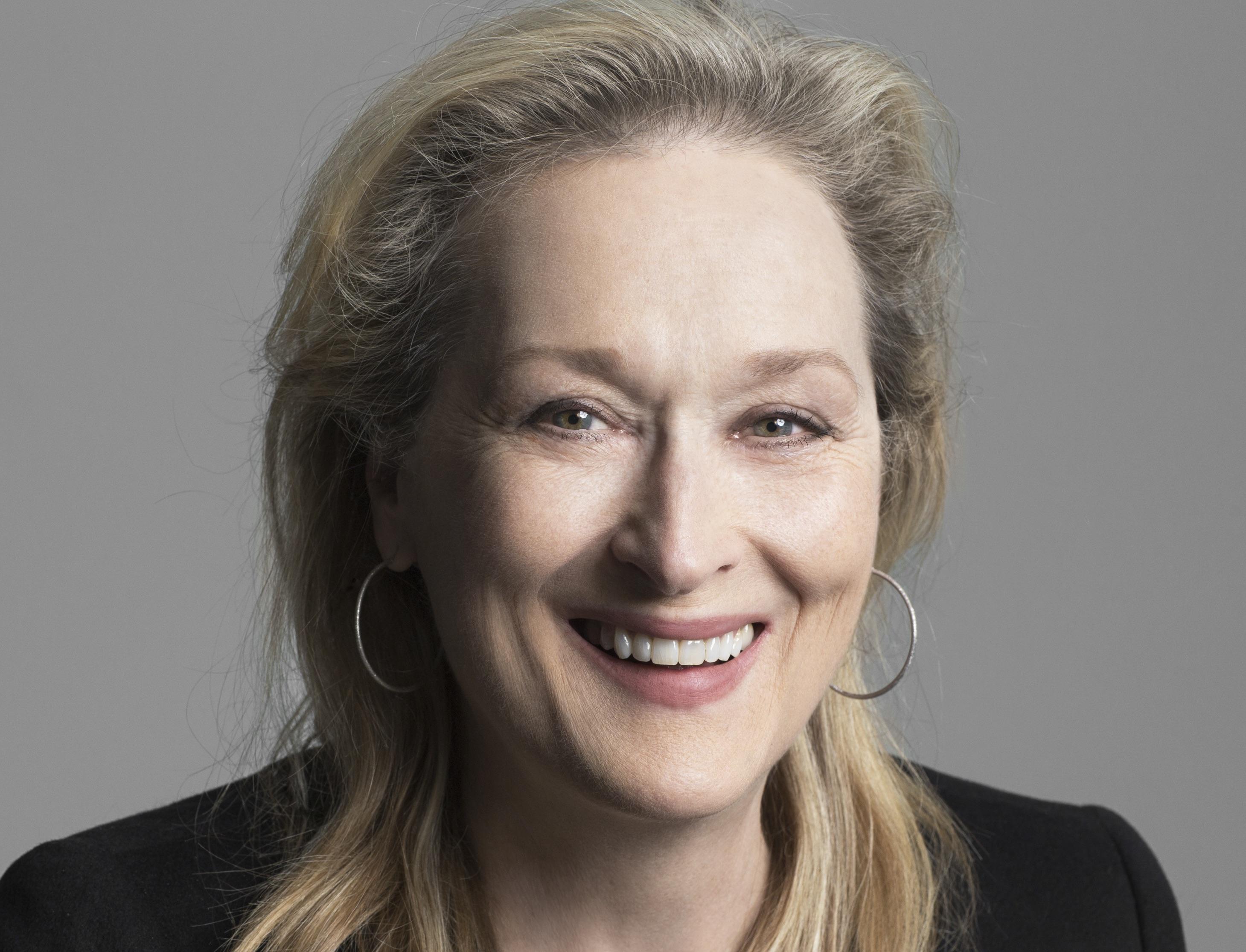 Meryl Streep donna
