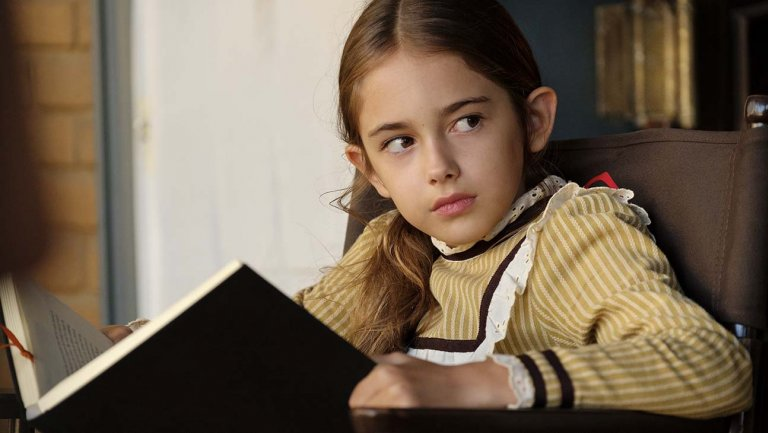 Once Upon A Time In Hollywood Child Actor Julia Butters Steals Show Indiewire