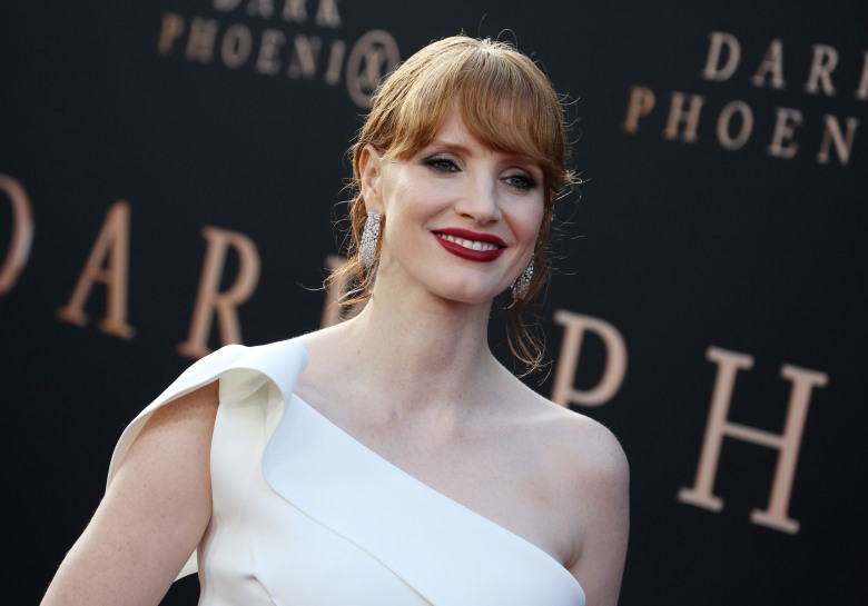 Jessica Chastain'X-Men: Dark Phoenix' film premiere, Arrivals, TCL Chinese Theatre, Los Angeles, USA - 04 Jun 2019
