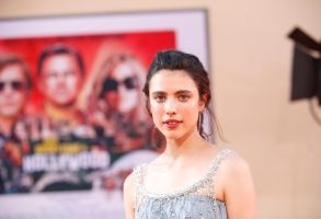 Margaret Qualley arrives for the premiere of 'Once Upon a Time in Hollywood' at the TCL Chinese Theatre IMAX in Hollywood, Los Angeles, California, USA, 22 July 2019. The movie opens in the US on 26 July.Once Upon a Time in Hollywood film premiere in Hollywood, Los Angeles, USA - 22 Jul 2019