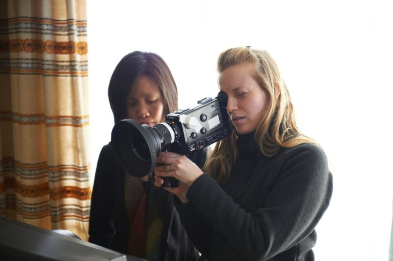 Editorial use only. No book cover usage.Mandatory Credit: Photo by Moviestore/Shutterstock (2243597d)STORIES WE TELL (2012) Sarah Polley (DIR)Stories We Tell - 2012