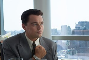 Editorial use only. No book cover usage.Mandatory Credit: Photo by Appian Way/Paramount/Kobal/Shutterstock (5886247ck)Leonardo DicaprioThe Wolf Of Wall Street - 2013Director: Martin ScorseseAppian Way/ParamountUSAScene StillLe Loup de Wall Street