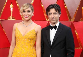 Greta Gerwig and Noah Baumbach90th Annual Academy Awards, Arrivals, Los Angeles, USA - 04 Mar 2018