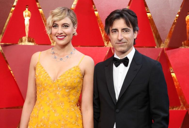Greta Gerwig and Noah Baumbach90th Annual Academy Awards, Arrivals, Los Angeles, USA - 04 Mar 2018