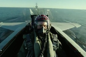 'Top Gun: Maverick' First Trailer: Tom Cruise Feels the Need for Speed in Nostalgic Trailer