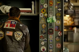Tom Cruise's Jacket Stripped of Taiwanese, Japanese Patches in 'Top Gun: Maverick' Trailer