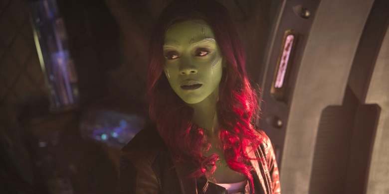 Zoe Saldana Wants Gamora Villain In Guardians Of The Galaxy
