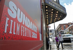 People walk past the Egyptian Theater on the first day of the 2019 Sundance Film Festival in Park City, Utah, USA, 24 January 2019. The festival runs from the 24 January to 2 February 2019.2019 Sundance Film Festival, Park City, Usa - 24 Jan 2019