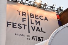 Tribeca Film Festival at the Borough of Manhattan Community College.'It Takes A Lunatic' film premiere, Tribeca Film Festival, New York, USA - 03 May 2019