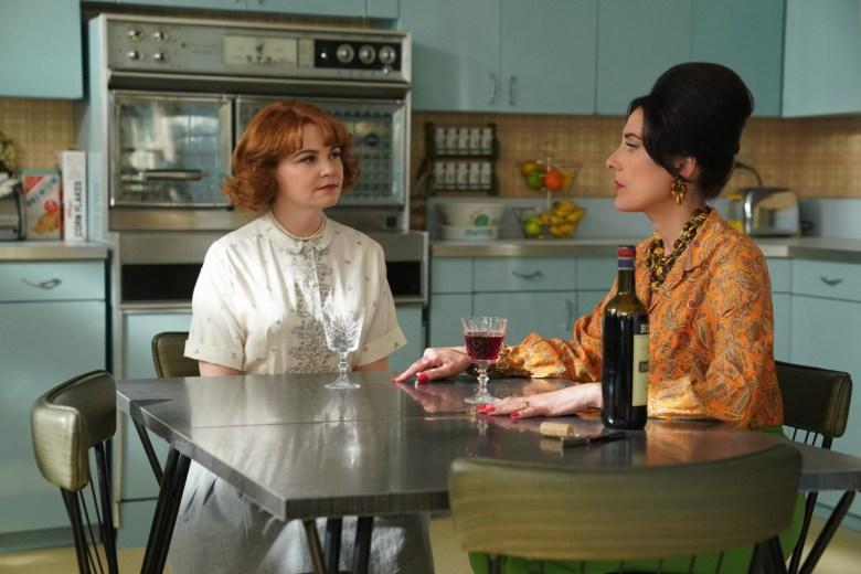 "Ginnifer Goodwin and Alicia Coppola, ""Why Women Kill"""