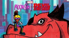 """Marvel's Moon Girl and Devil Dinosaur"" (Marvel)"
