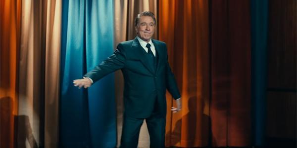 New 'Joker' Footage Shows Robert De Niro in Full 'King of Comedy' Mode