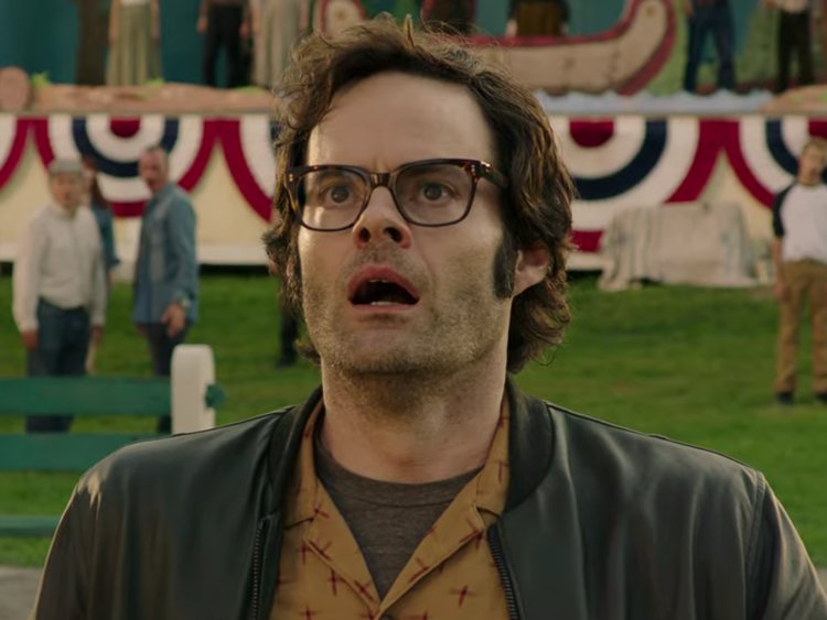 It: Chapter Two Bill Hader