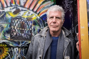 How Anthony Bourdain Found His On-Screen Voice and Changed Television