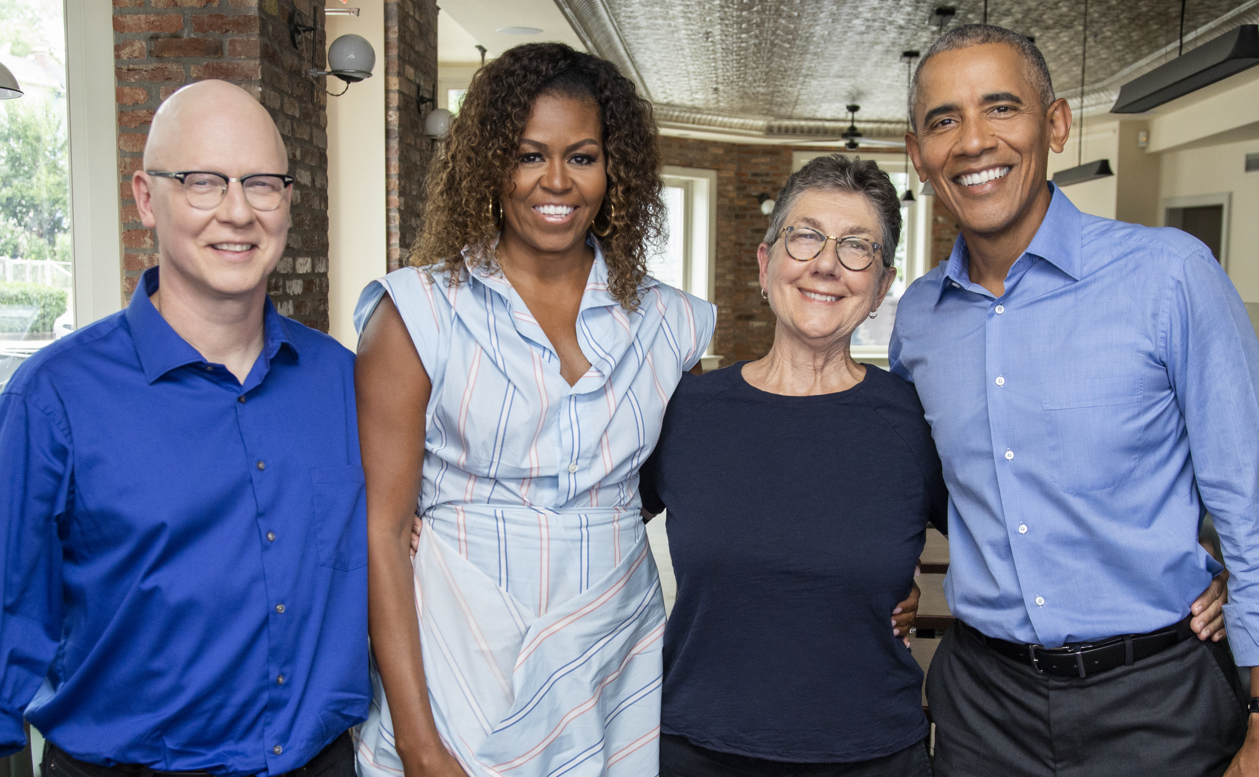 Obamas Dive Into the Storytelling Behind First Netflix Film They've Produced, 'American Factory' – Watch