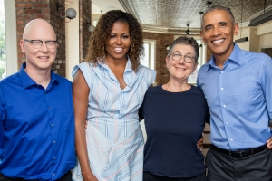 Obamas Dive Into the Storytelling Behind First Netflix Film They've Produced, 'American Factory' - Watch