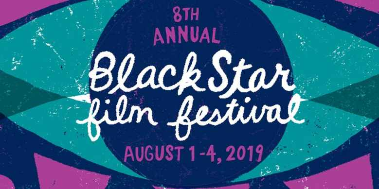 BlackStar Film Festival 2019 Logo