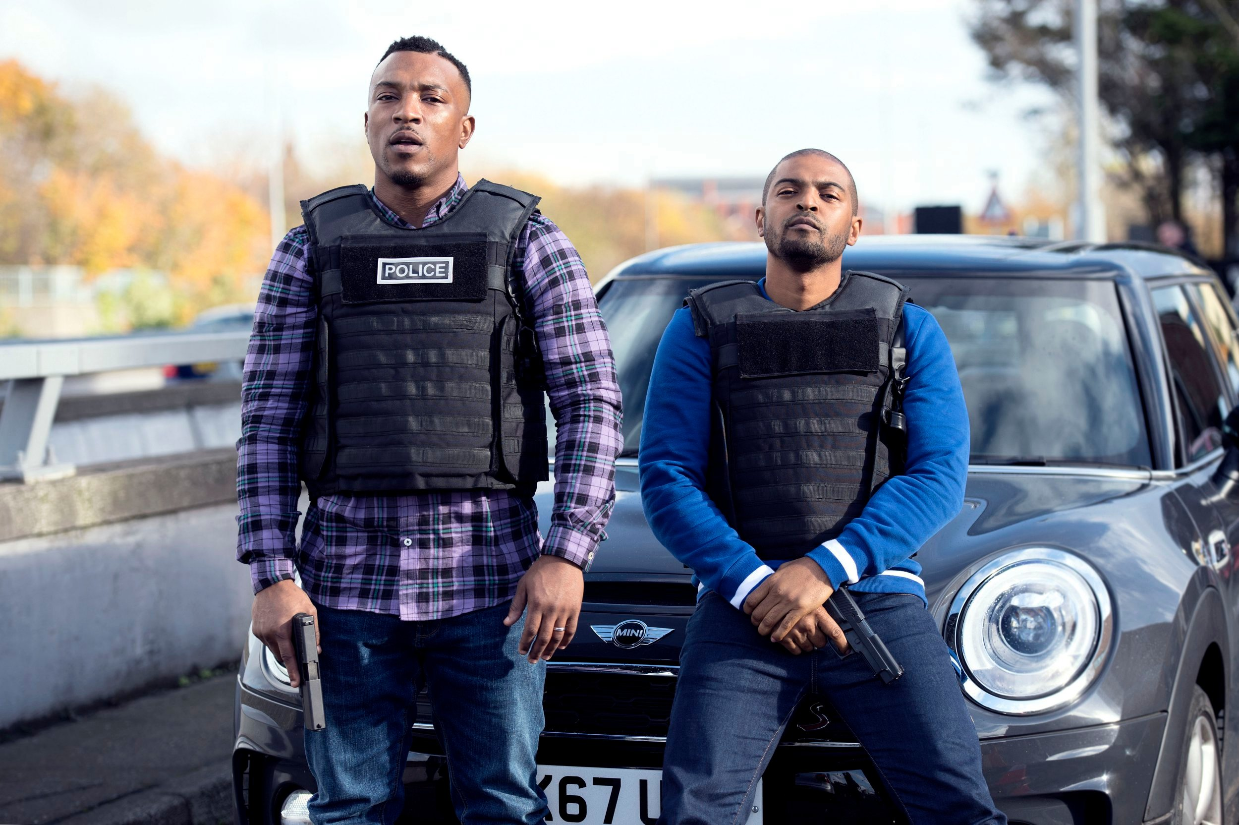 Bulletproof': Noel Clarke Brings Groundbreaking British Series to ...