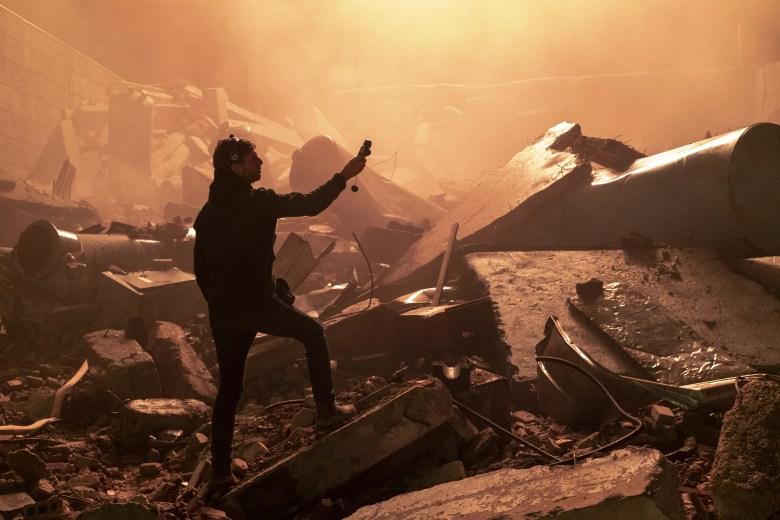 """Chernobyl"" Cinematographer Jakob Ihre"