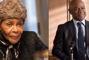"""Cicely Tyson and Glynn Turman, """"Hot to Get Away With Murder"""""""