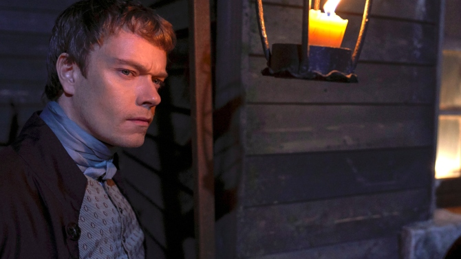 From Game of Thrones to Harlots, Alfie Allen Knows About Redemption