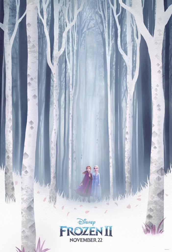 """Frozen 2"" poster"