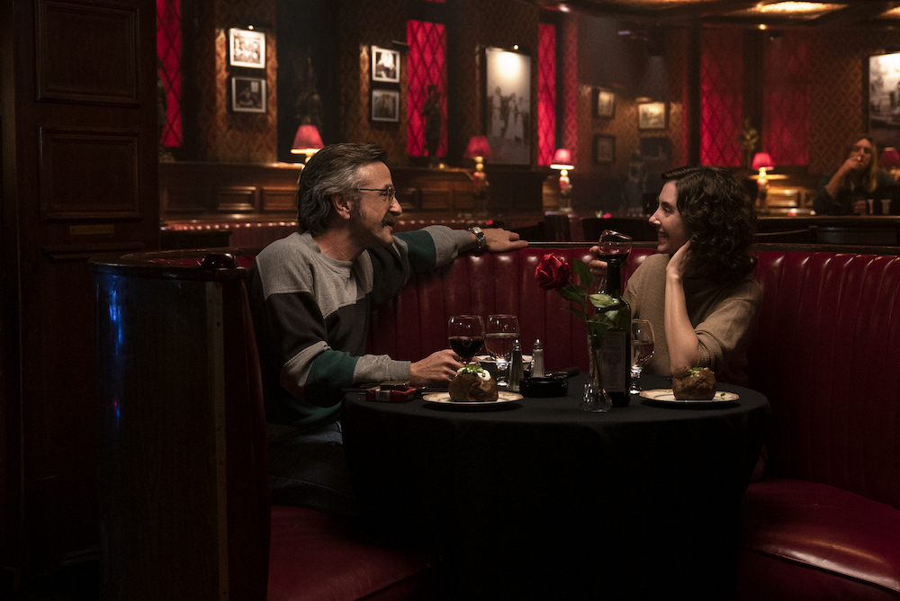 "Marc Maron and Alison Brie in ""GLOW"" Season 3"